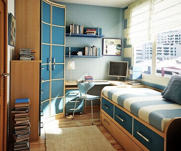 ... Bedroom Design For Teen Girls View In Gallery Modern ...