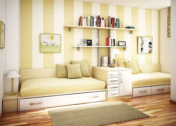 Teen girls bedroom designs View in gallery Bright. Teenage Girls Rooms Inspiration  55 Design Ideas