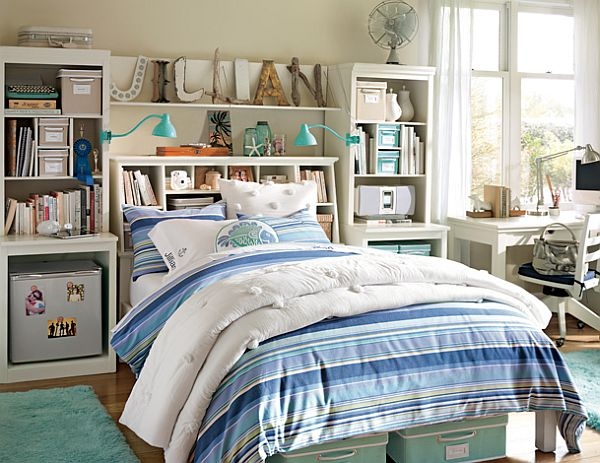 Bedroom Ideas For Teenage Girls Blue teenage girls rooms inspiration: 55 design ideas