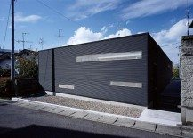 Japan House Wrapping Voids Focuses More on the Privacy Aspect