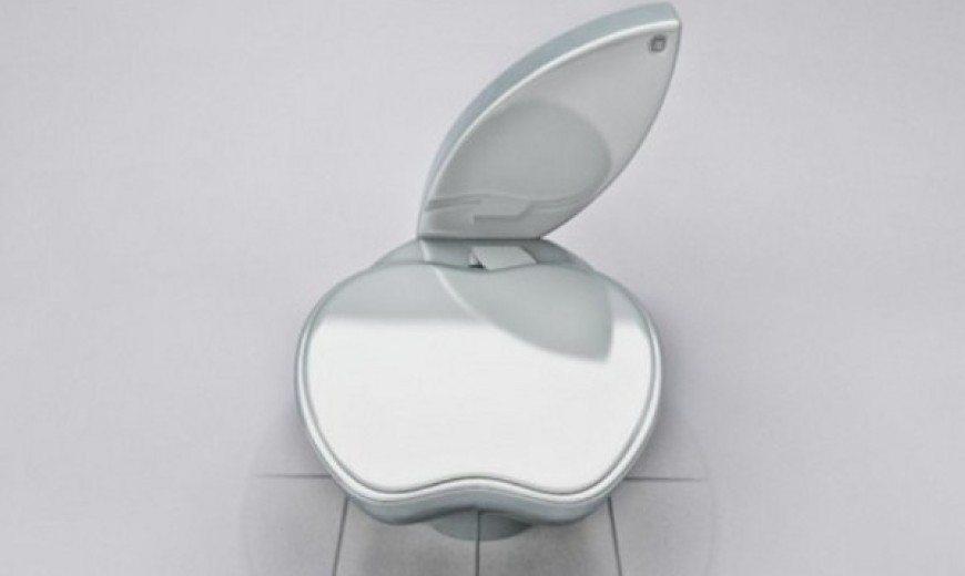 iPoo: Apple in the Bathroom