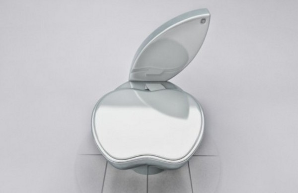 iPoo 1 iPoo: Apple in the Bathroom