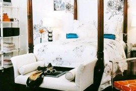 lavish girls bedroom idea
