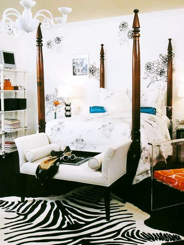 Black And White Bedroom Ideas For Young Adults teenage girls rooms inspiration: 55 design ideas