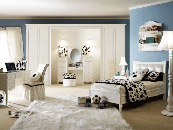 Teenage girls rooms inspiration 55 design ideas for Chambre de reve pour ado fille