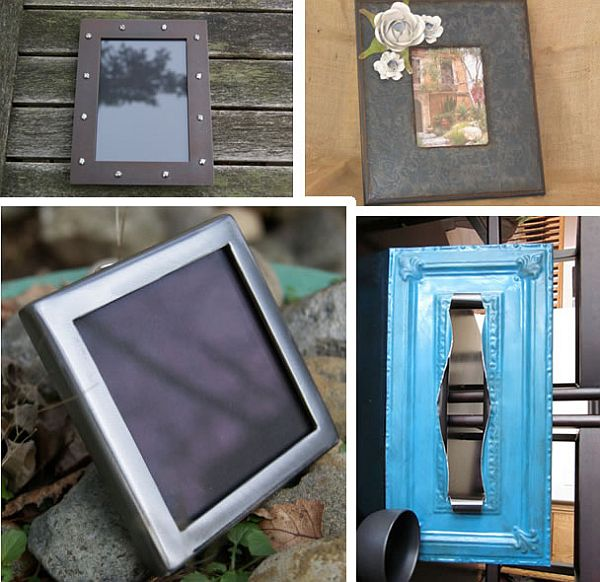 metal picture frames