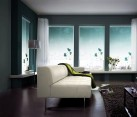 moern living room roller blinds