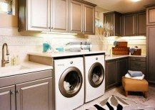 laundry room cabinets storage - Laundry Room Design Ideas