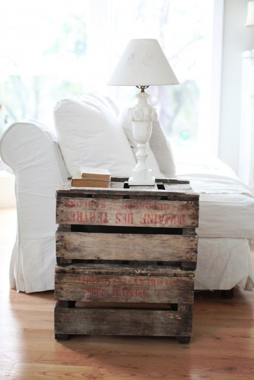 pallet crate furniture. view in gallery pallet crate furniture