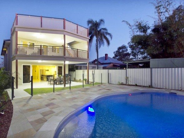 queensland home12 Luxury House Design Boasts Modern Environment