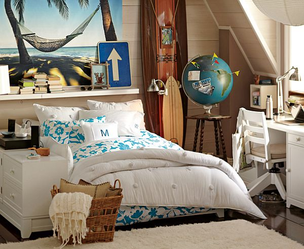 Teenage Girls Rooms Inspiration: 55 Design Ideas on Teenager Room Girl  id=18173