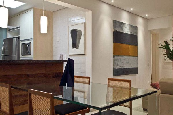 small apartment Putti charming design 16