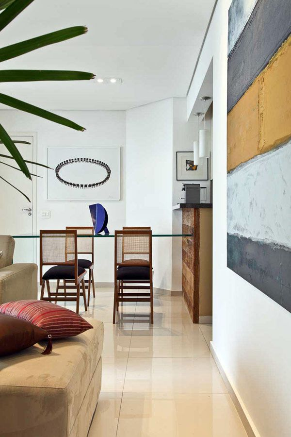Charming Apartment Putti In Sao Paolo When Small Spaces