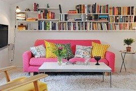 space saving small living room tips tricks