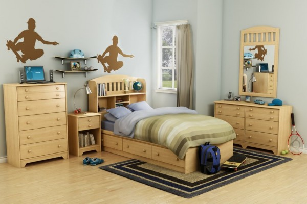 view in gallery sports inspired teenage boys bedrooms - Pics Of Boys Bedrooms