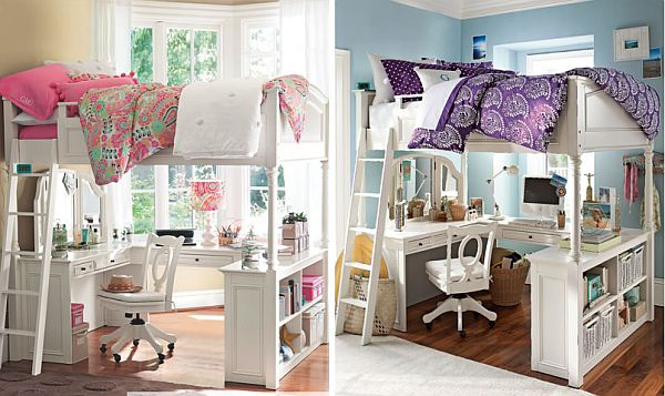 Girls Rooms teenage girls rooms inspiration: 55 design ideas