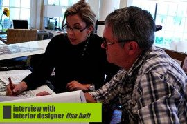 Interview with Interior Designer Lisa Holt: Napa Valley Inspiration at Its Best