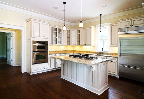 White kitchen remodel ideas afreakatheart for Renovations kitchen ideas