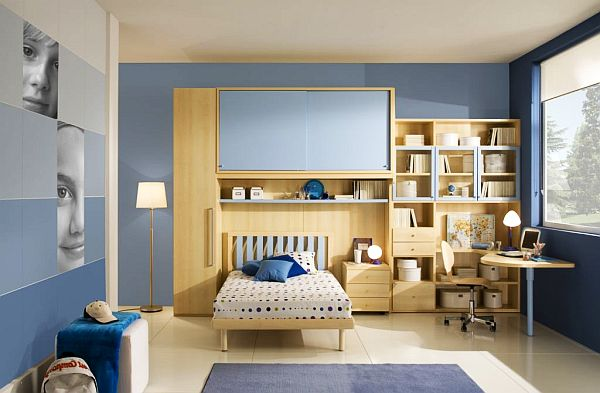 wooden furniture Teenage Boys Rooms