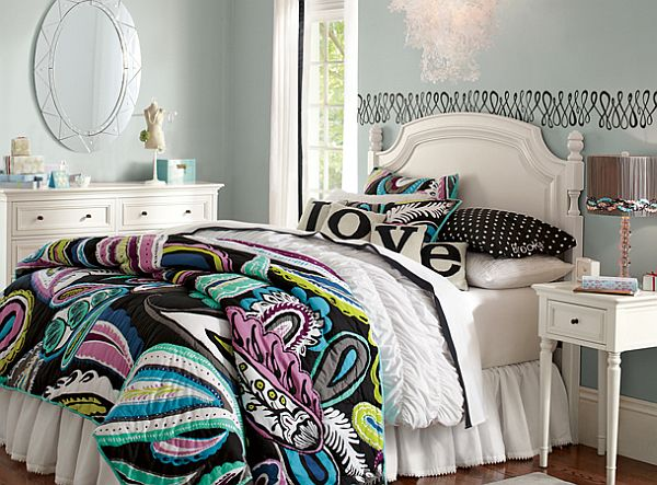young teenage girls rooms