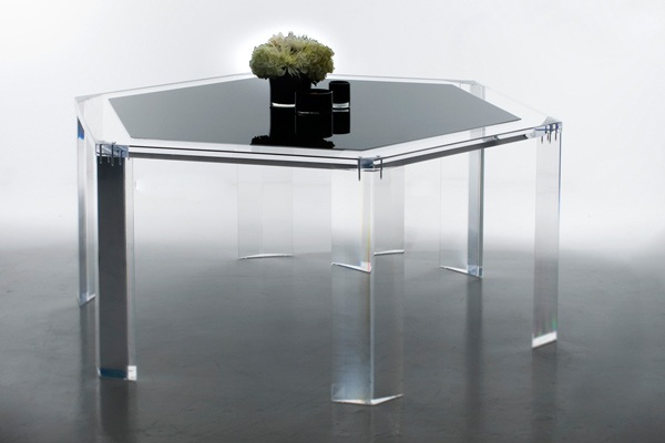 AVF Racketeer Dining Table