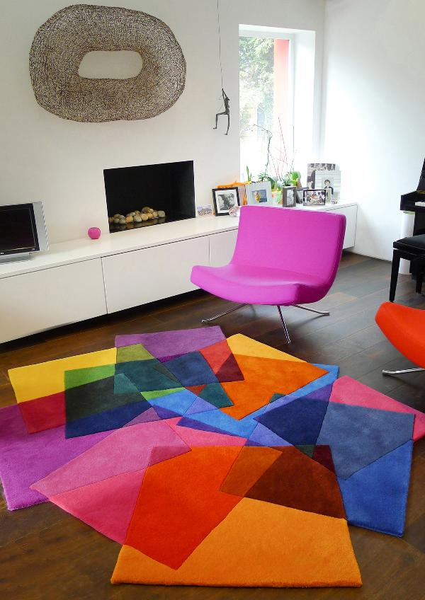 After Matisse rug by Sonya Winner 25 Modern Rug Finds to Enhance Your Space