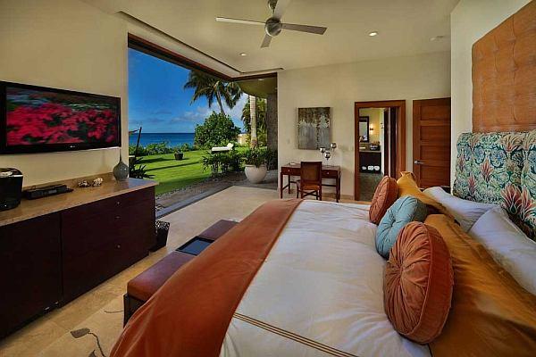 Amazing Beachside House Design in Maui, Hawaii