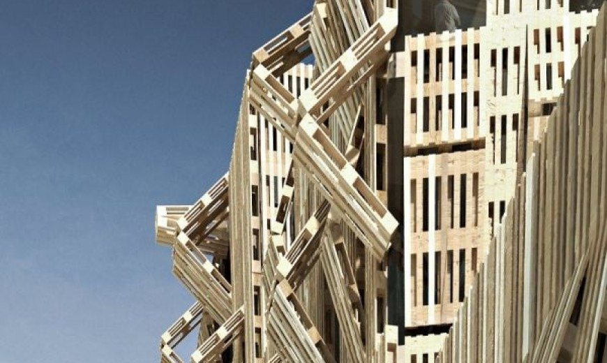 Ame Lot Student Residence in Paris is Ecologically Perfect and Spectacular