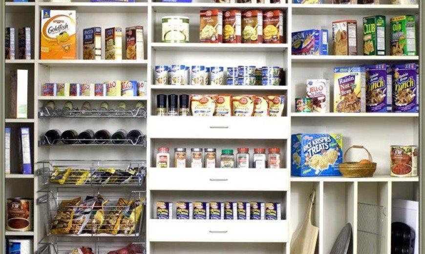 An Organized Pantry