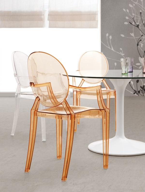 Anime Acrylic Chair by Zuo
