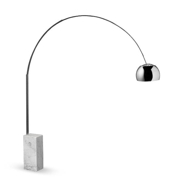 Arco Floor Lamp Replica
