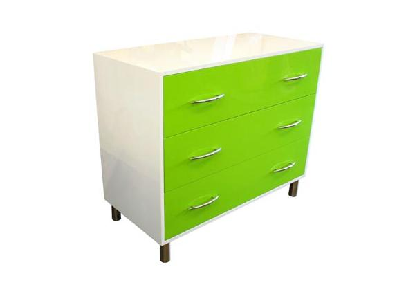 Argent Green Lacquer Dresser