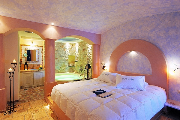 Astarte Suites Honeymoon Destination In Santorini Greece