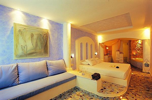 Astarte Suites Santorini luxury room
