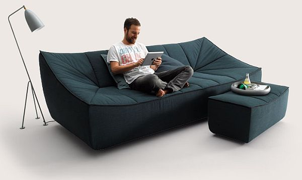 Palette Furniture Couch