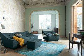 Bahir Collection (Sofa, Chair & Stool) Looks Spectacular