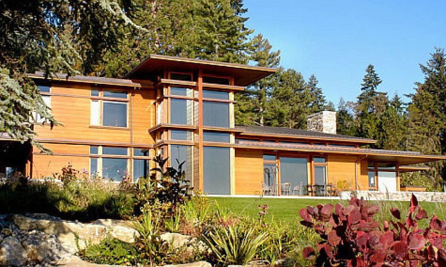 Bainbridge Island Residence Reveals a New Face of Luxury