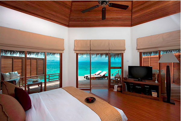 Amazing Bedrooms With Stunning Views