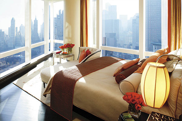 Bedroom Design – Central Park Views