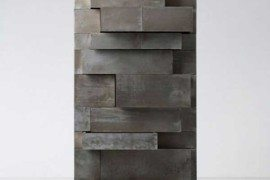 Monolithic and Masculine Celato Storage Unit