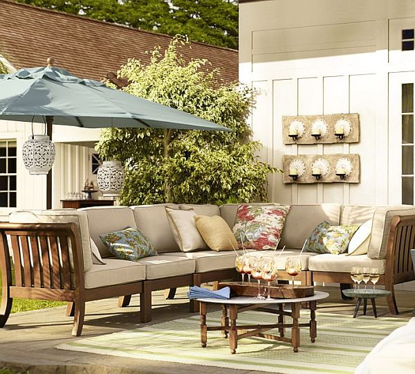 Chatham Sectional Set outdoor furniture