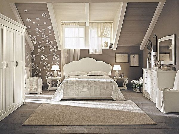 Ideas For Attic Bedrooms 32 Attic Bedroom Design Ideas