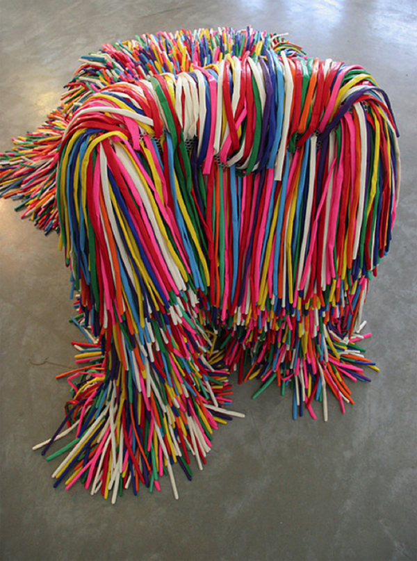 Colorful chairs by Pini Leibovich (6)