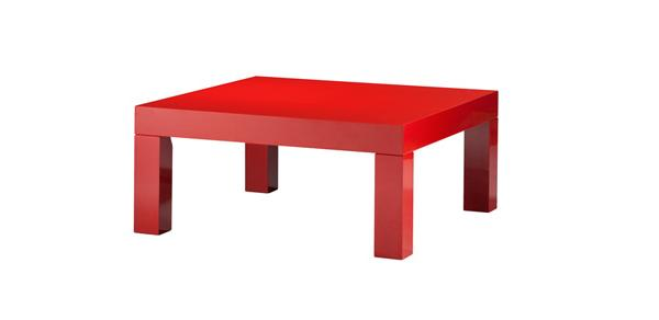 Columbia Lacquered Coffee Table