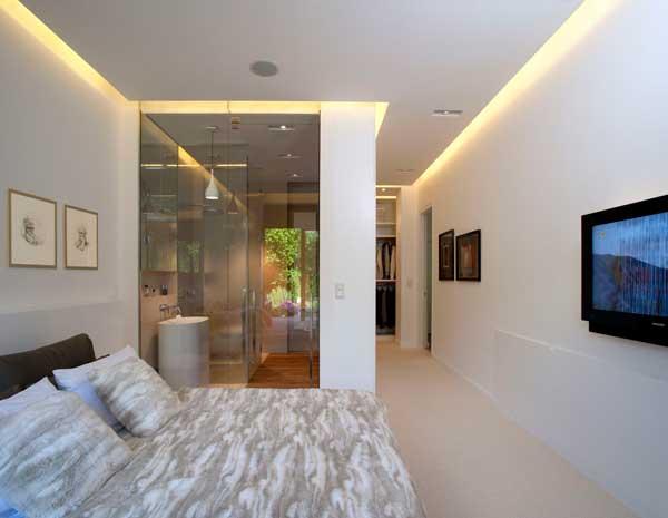Contemporary Eko Park Apartment Interior - large bedroom