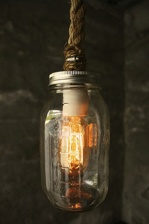 DIY Luke Lamps rustic Handmade Luke Lamps Take You Back to the Vintage Era