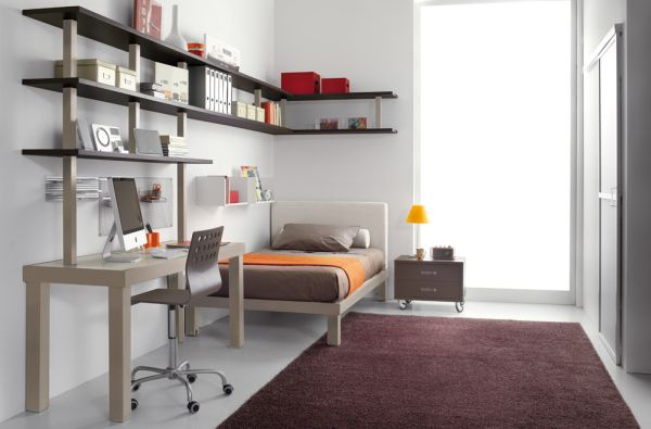 Decorate-Your-Kids-Rooms-with-a-modern-theme