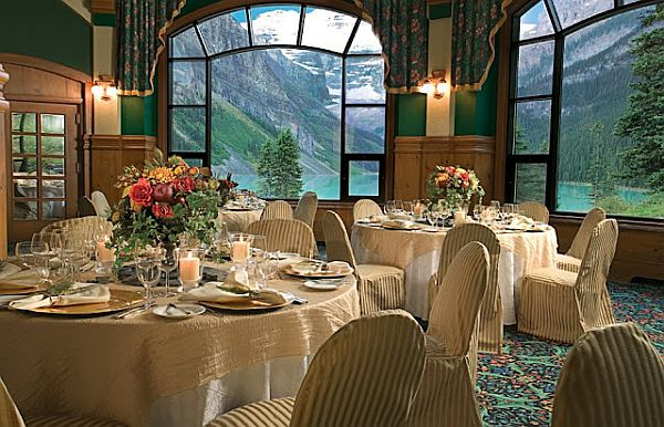 Fairmont Chateau Lake Louise, Canada 3