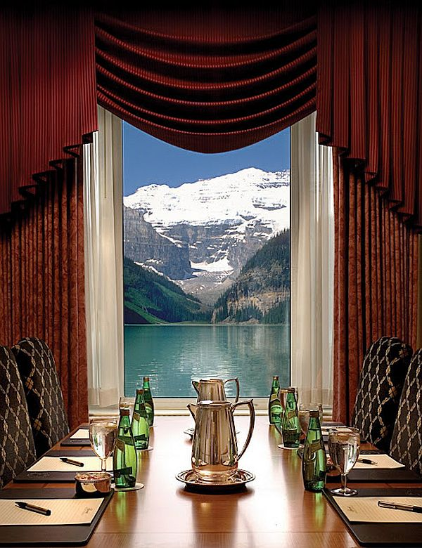 Fairmont Chateau Lake Louise, Canada 4