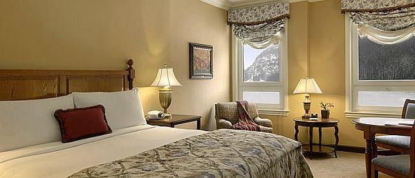 Fairmont Chateau Lake Louise, Canada 5